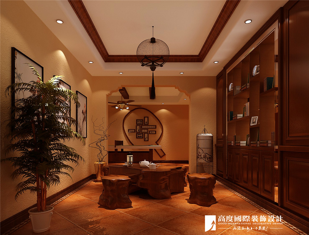 其他图片来自北京高度国际在彼岸香醍--托斯卡纳风格的分享