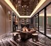 新虹桥首府别墅项目装修设计案例展示,上海腾龙别墅设计作品,欢迎品鉴