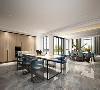 青浦湖畔佳苑别墅项目装修现代风格设计案例展示,欢迎品鉴