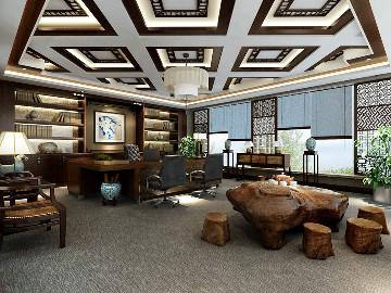 办公空间设计案例展示