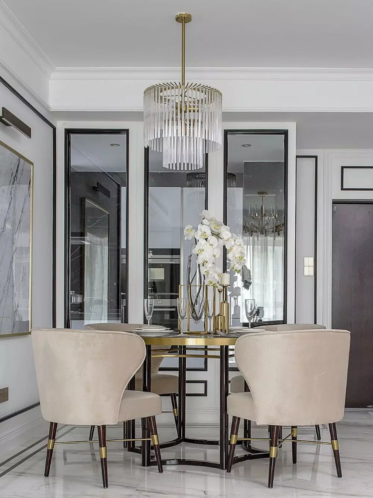 现代 轻奢图片来自云南俊雅装饰工程有限公司在轻奢风的分享
