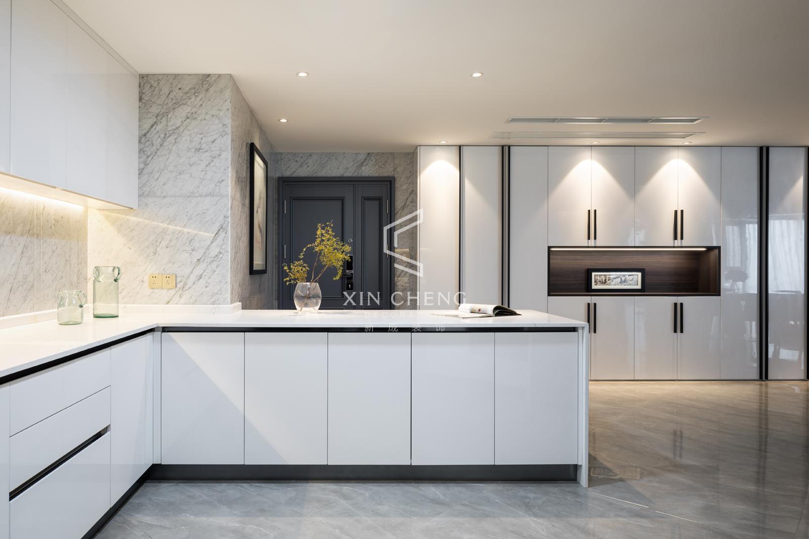 简约 现代 厨房图片来自乐山新成装饰在生活本就不完美,所以....的分享