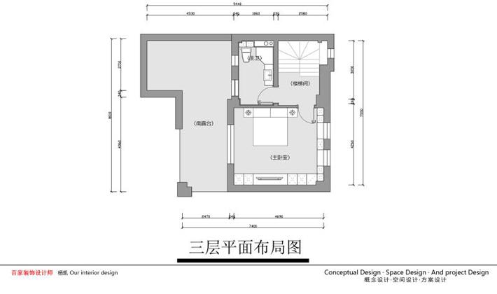 别墅 凤凰城央墅 现代风格 户型图图片来自百家设计小刘在碧桂园凤凰城央墅220平现代风格的分享