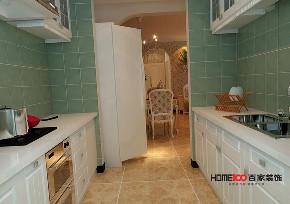 田园 80后 小资 厨房图片来自辽宁百家装饰在金地铂悦8月的分享