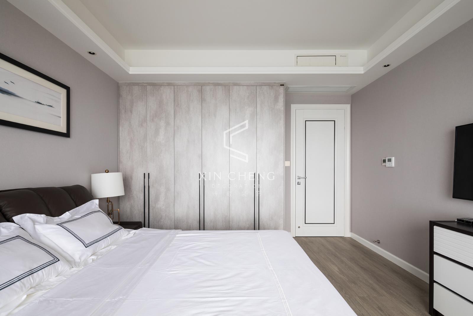 简约 现代 卧室图片来自乐山新成装饰在生活本就不完美,所以....的分享