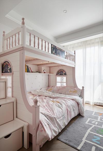 儿童房图片来自家装大管家在110平港式温暖3居 感觉如沐春风的分享