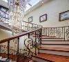 贝尚湾溪谷墅别墅项目装修美式风格设计方案展示,欢迎品鉴