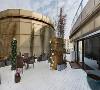 徐汇中凯城市之光大平层项目装修现代风格设计方案展示,欢迎品鉴