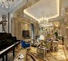 别墅装修欧式古典风格设计,上海腾龙别墅设计师郭建作品,欢迎品鉴
