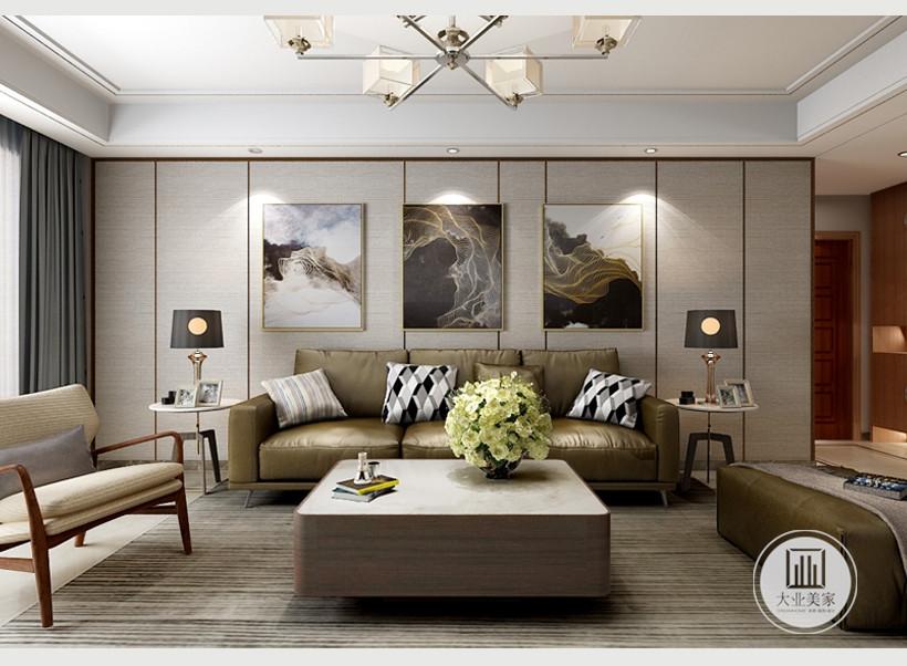 大业美家 家装设计 中冶德贤 160平装修 现代简约图片来自大珺17631160439在中冶德贤160㎡现代简约案例!的分享