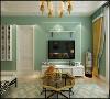 官方服务热线:13643453293 理念:美式风格以宽大舒适杂糅各种风格而著称,起居室一般较客厅空间低矮平和,选材上多取舒适柔性温馨的材质组合,可以有效建立起一种温情的家庭氛围,电视等娱乐用品也放在这一空间中。