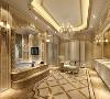 800平别墅欧式古典风格设计