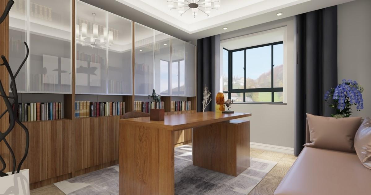 简约 小清晰 书房图片来自居然设计家在清风水院的分享