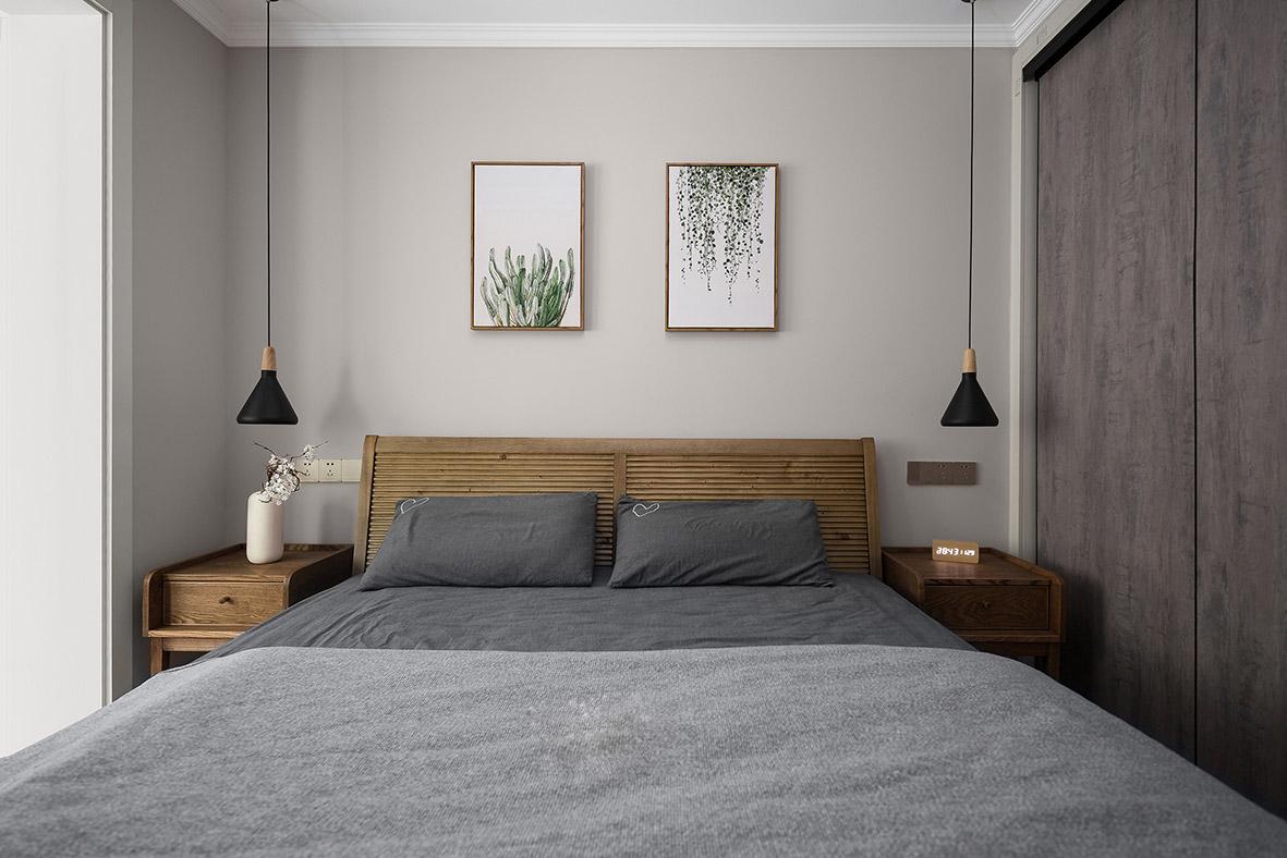 简约 二居 三居 卧室 白领 小资 80后图片来自无锡筑舍装饰设计-高原设计事务所在清新简约之家的分享