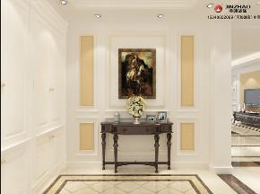 简约 欧式 三居 80后 小资 收纳 玄关图片来自装家美在太原和易嘉园138平米效果图的分享