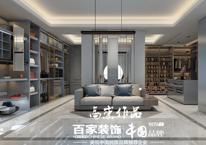 三居 北欧风格 中铁香湖 客厅图片来自百家设计小刘在中铁香湖147平北欧风格半包6.5万的分享