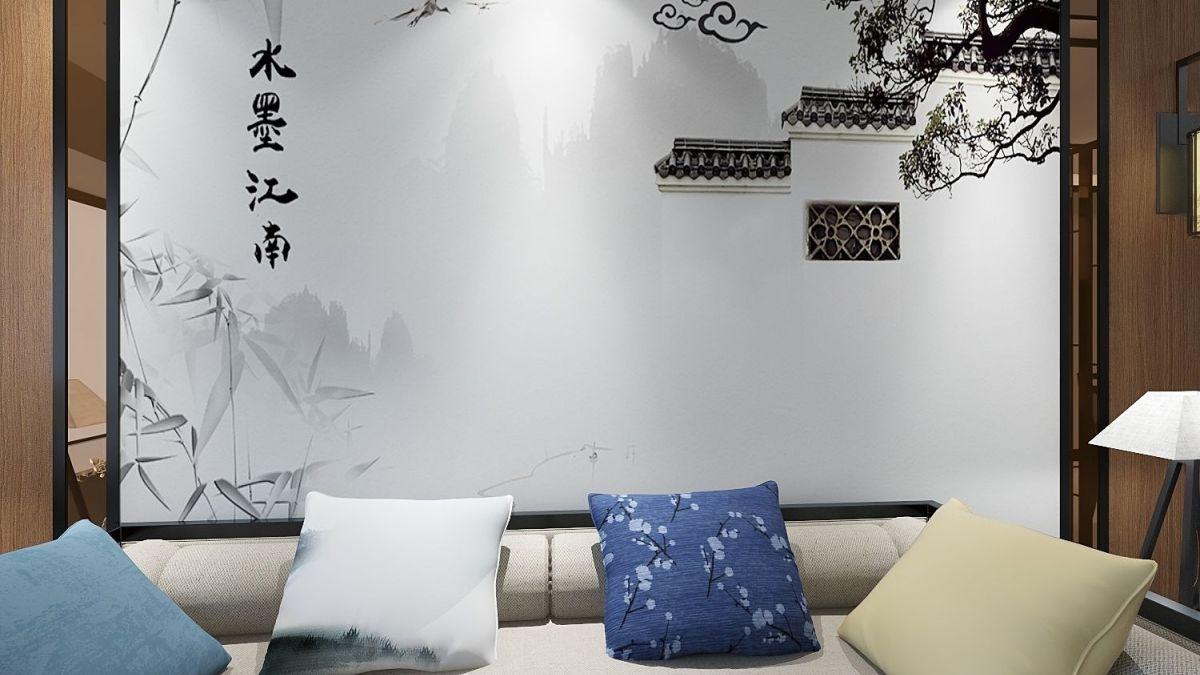 中国风 江南图片来自居然设计家在水墨东方的分享