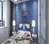 蓝色与白色无处不在,让人感到自由自在,心胸开阔,设计中大量使用这类色彩装饰的室内空间,似乎让窗外的天空也一样宁静、悠远。