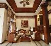 本案例是东南亚风格,结合了东南亚民族岛屿特色及精致文化品位的家居设计方式。