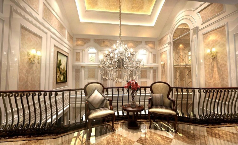 圣安德鲁斯 庄园别墅 新古典法式 腾龙设计 别墅设计师 其他图片来自孔继民在圣安德鲁斯庄园别墅法式设计方案的分享