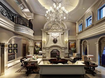 圣安德鲁斯庄园别墅法式设计