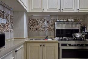 沙坪坝 白领 鹏友百年 私人订制 全案设计 美式 厨房图片来自鹏友百年装饰在100㎡简约美式风的分享