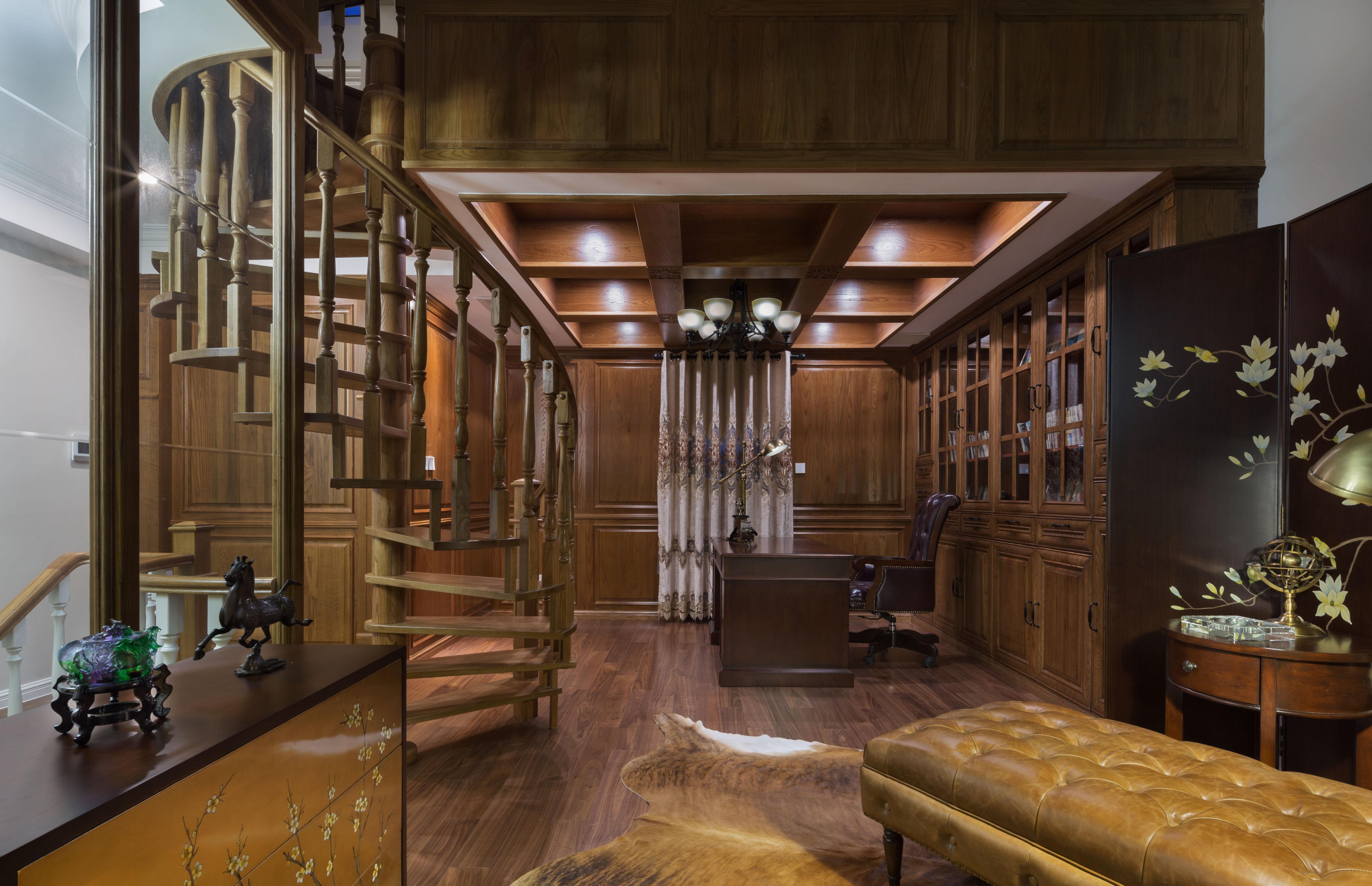 中金海棠湾 别墅装修 美式风格 别墅设计师 腾龙别墅设 其他图片来自孔继民在中金海棠湾别墅美式风格设计方案的分享