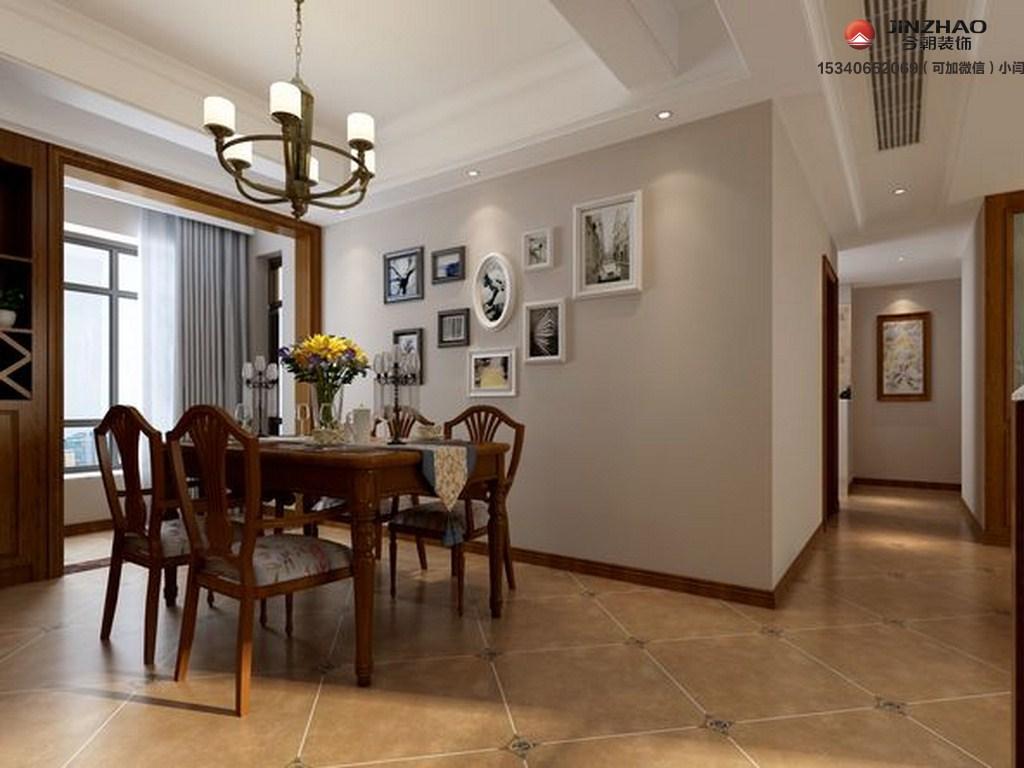 餐厅图片来自装家美在140平米装修效果图的分享