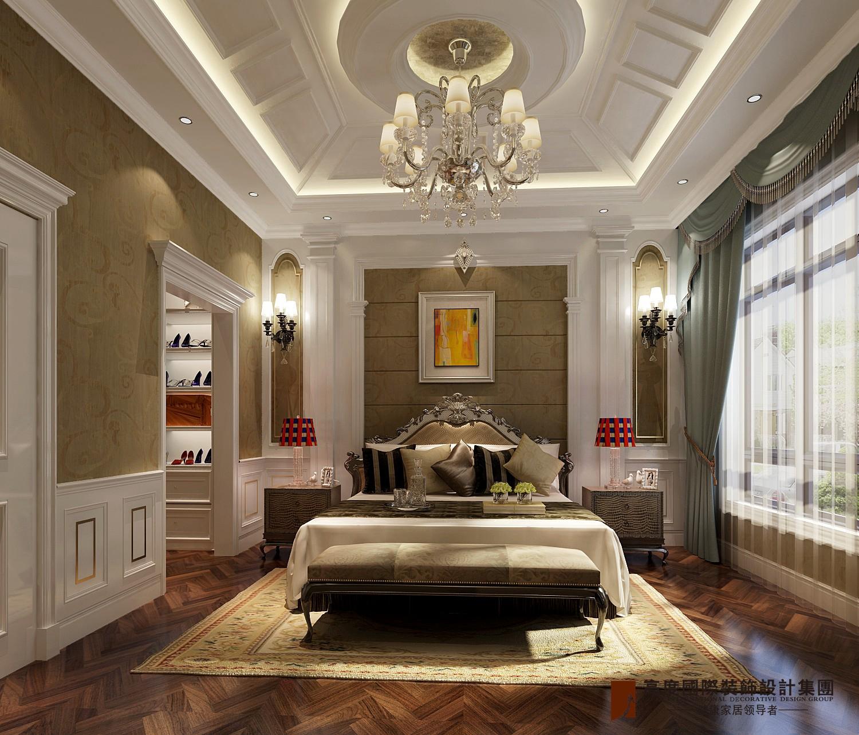 卧室图片来自北京高度国际在远洋天著--380平米欧式风格的分享