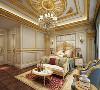 一品漫城别墅项目装修法式皇宫古典风格设计,上海腾龙别墅设计作品,欢迎品鉴