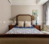 从空间到室内陈设塑造,精雕细琢,给人一丝不苟的印象。