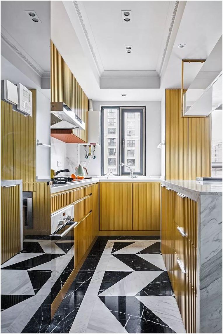 简约 混搭 北欧 现代 基装 私人定制 全案设计 鹏友百年 家装 厨房图片来自鹏友百年装饰在柠檬黄与宝石蓝的分享