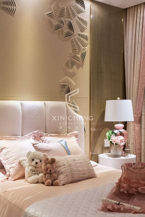 欧式 轻奢 儿童房图片来自乐山新成装饰在5分钟的半径值生活的分享