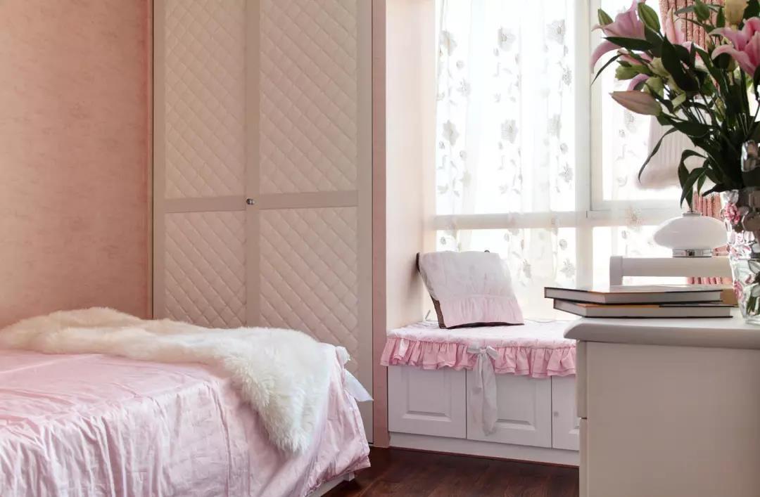 新中式 设计案例 卧室图片来自大业美家 家居装饰在中冶德贤装修 ▏138㎡新中式设计的分享