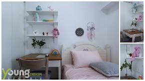 北欧 儿童房图片来自漾设计在深圳漾设计《缘起》的分享