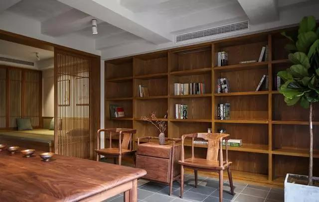 中式 国宾壹号 大业美家 家装设计 书房图片来自大业美家 家居装饰在天山国宾装修146简约中式3居的分享