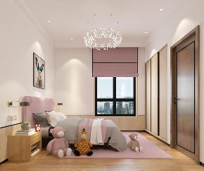 简约 混搭 三居 白领 收纳 旧房改造 儿童房图片来自林上淮·圣奇凯尚装饰在爱家有故事·传承之爱的分享