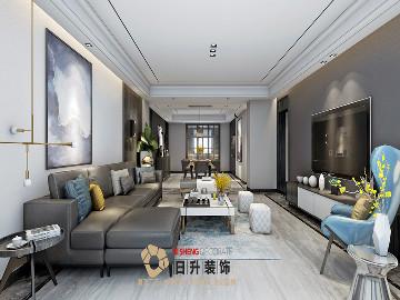 中建国玺台现代简约案例赏析