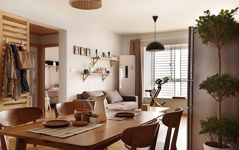 餐厅图片来自武汉申阳红室内设计在南湖世家的分享