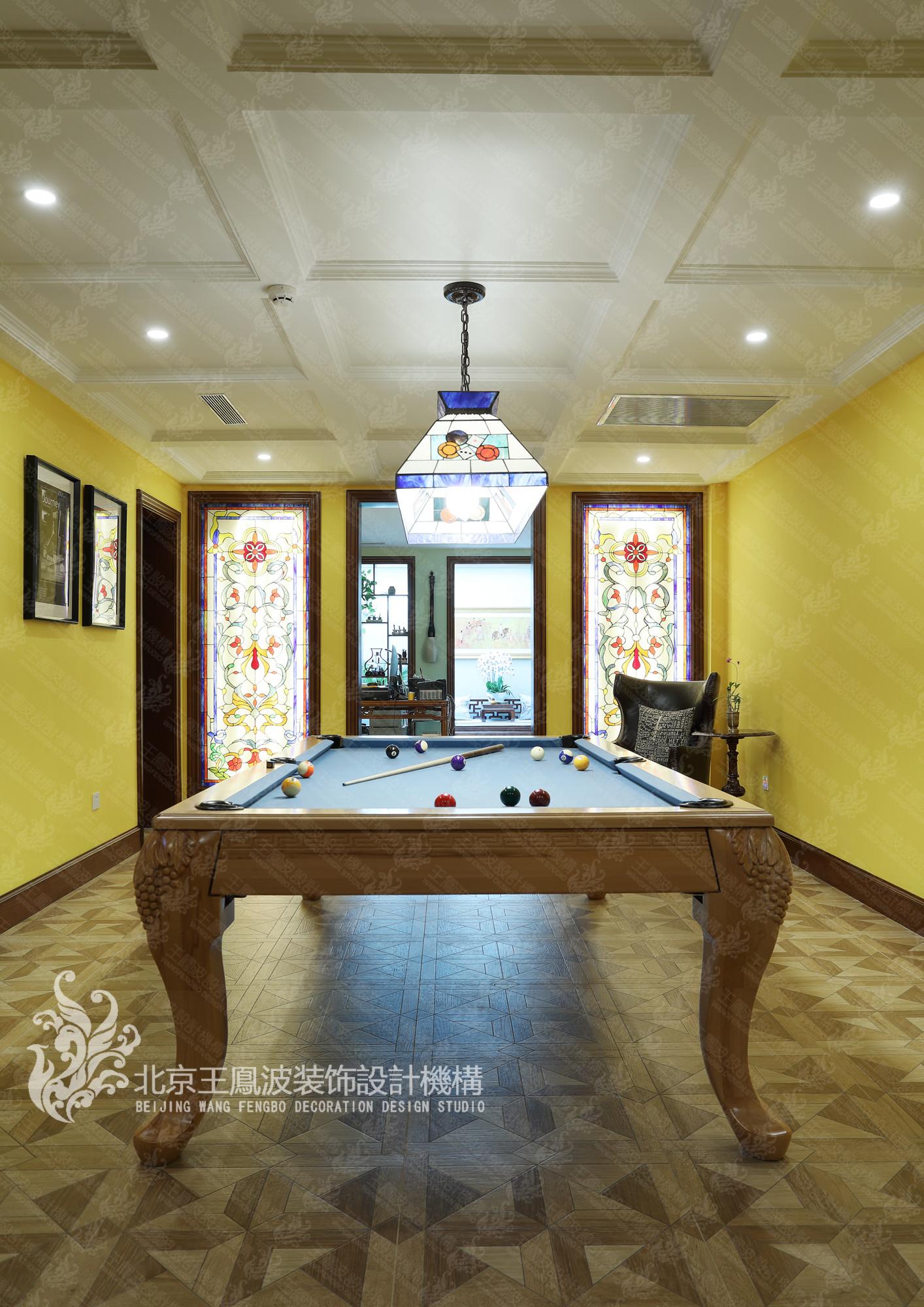 别墅 美式风格 600平米 其他图片来自王凤波设计机构在春风十里不如你的分享
