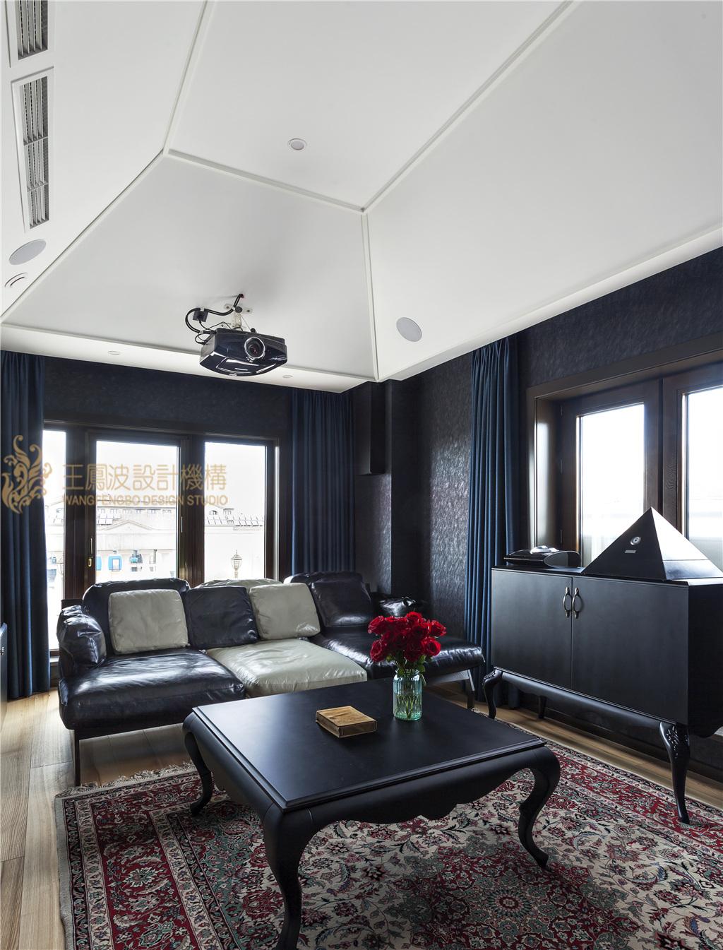 别墅 新中式 王凤波 千章墅 其他图片来自王凤波设计机构在一瓣心莲幽幽暗香的分享