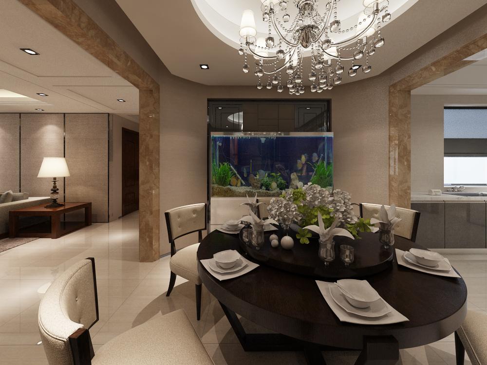 混搭 三居 白领 80后 小资 港式 餐厅图片来自业之峰沈阳公司在奕聪花园港式装修设计的分享