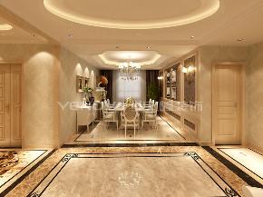 欧式 三居 白领 80后 小资 玄关图片来自业之峰沈阳公司在尚景新世界欧式风格装修设计的分享