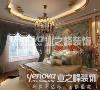 龙湖唐宁one130平米法式装修设计