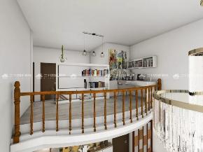 欧式 白领 收纳 80后 小资 旧房改造 简约 混搭 文艺青年 书房图片来自二十四城装饰(集团)昆明公司在恒水源  北欧的分享