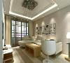 装修服务热线:13643453293  设计理念:简欧风格是一个相对比较模糊的概念,和欧式风格的最大区别在于色调和罗马柱的区别,骈弃了一般花哨的修饰。整个房间的画面感,简约统一。
