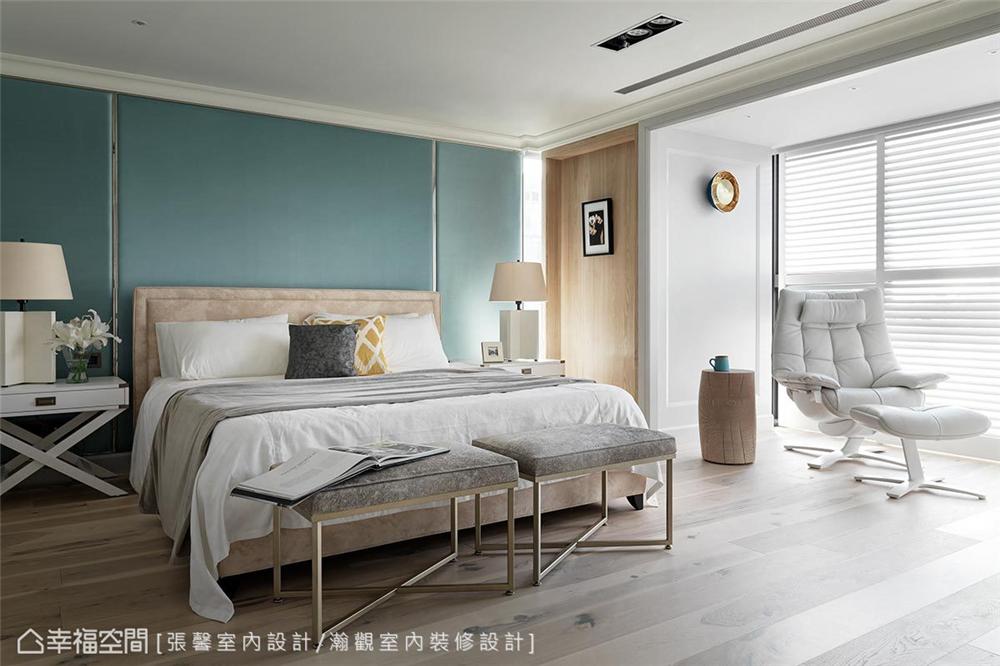 现代风格 装修设计 装修完成 卧室图片来自幸福空间在182平,582魔法  黑白灰个性宅的分享