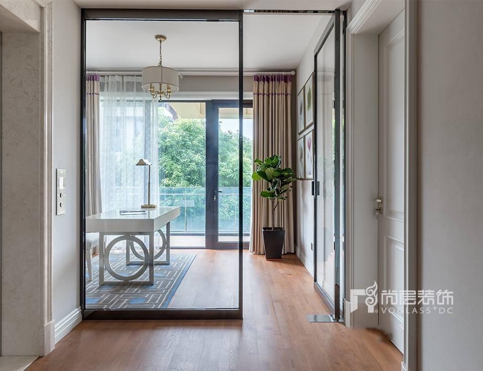 别墅 设计 实景 案例 现代美式风 其他图片来自无锡别墅设计s在仁恒观棠别墅装修470m²的分享