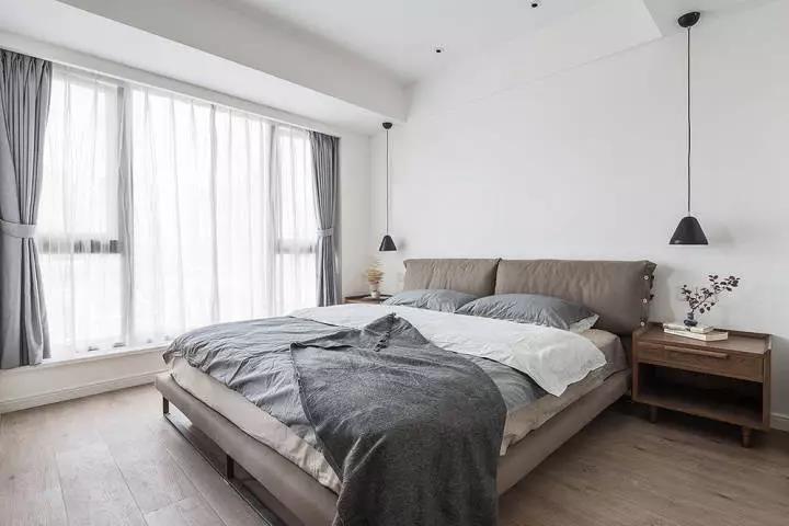 大业美家 家装设计 三居室装修 装修效果图图片来自大珺17631160439在116㎡时尚三居,明亮与温柔相遇的分享