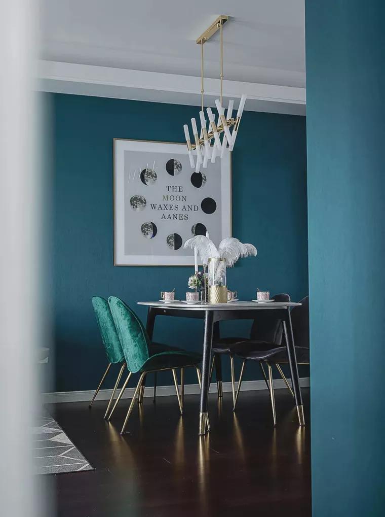 简约 国博城 悦来 基装 全包 鹏友百年 重庆家装 餐厅图片来自鹏友百年装饰在一个精致和细腻的设计的分享